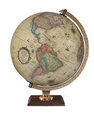 "Replogle Carlyle Illuminated World Globe 12"" Antique Ocean. Brand New!"