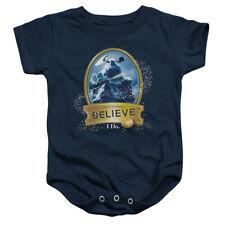 "The Polar Express ""Believe"" Infant One Piece - Small - XL"