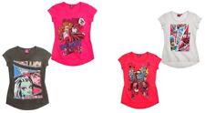 Monster High T-Shirt Shirt Doppelpack Doppel wei pink oder schwarz pink