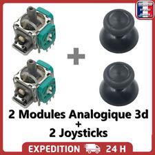 Joystick manette XBOX ONE ou PS4 PLAYSTATION et Module 3D Stick Analogique NEUF