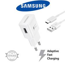 Caricabatterie Samsung Originale Fast Charging Cavo Type-C Per Galaxy S8 S9 S8+