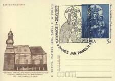 Poland 1983 Cp 834 John Paul II Pope Papst (83/13)