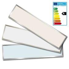 LED panel luz iluminación lámpara luz blanca cálido frío neutro 120x30cm+montaje