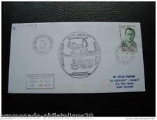 TAAF lettre 1/1/99 - timbre Yvert et Tellier n°238
