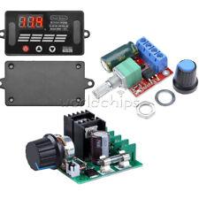 DMC-331 12V~40V 10A/5V-35V 5A PWM Motor Speed Switch Controller Regulator Dimmer