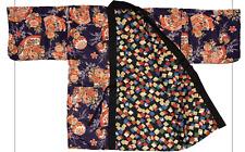 Japanisch Traditionell Kimono Damen Hanten Wendbar Warme Jacke Japan 5A