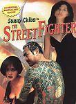 The Street Fighter DVD