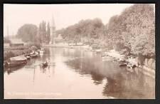 Norwich. Thorpe Gardens by J. W., London # 80.