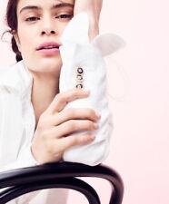 NWT $ 290 Designer J.CREW Pure Linen Blazer Jacket White French Peri Flax UK8-16