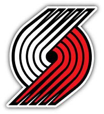 Portland Trail Blazers NBA Basketball Logo Car Bumper Sticker - 3'', 5'' or 6''