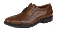 Johnston & Murphy Men's Mahogany Tillman Cap Toe Oxford Shoes Ret $165 New