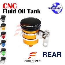 FRW 6C CNC Fluid Reservoir Rear Brake For Kawasaki Ninja ZX-14 ZZR 1400 06-15 08