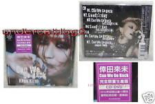 Japan Koda Kumi Can We Go Back 2010 Taiwan Ltd CD+DVD