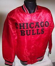 CHICAGO BULLS NBA STARTER Snap Down Jacket Sping/Summer Edition M, L, XL, XXL
