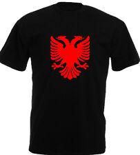 Albanien T-Shirt Albania Shqipëria Hoodi Pulli Albanien kosovo Balkan Tirana S
