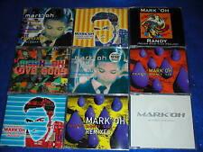lot 9 CD maxi MARK'OH randy I CAN'T GET NO WAHAHA remixe TEARS DON LIE love song