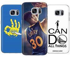 Stephen Curry Mvp Warriors Art Basketball Rubber Cover Case fits Samsung Galaxy