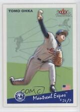 2002 Fleer Tradition Update #U142 Tomokazu Ohka Montreal Expos Baseball Card