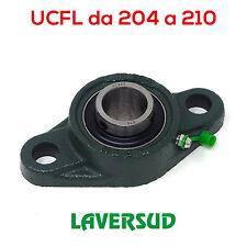 Supporti UCFL da 204 a 210 con Cuscinetto Autoallineante