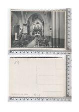 Melendugno (LE) Interno della Chiesa Madre - B/N - 20813