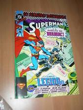 SUPERMAN COLLECTION nr 4  PLAY PRESS  DC con LOBO