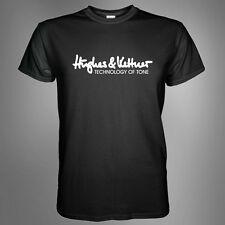 HUGHES & KETTNER T-SHIRT Guitar Tube Amplification Sz. S M L XL 2XL 3XL