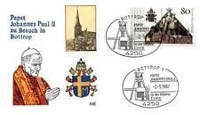 Germany 1987 Jan Paweł II papież pope papa papst (87/6)