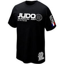 T-Shirt FRANCE JUDO - NIPPON SPORT COMBAT JAPAN -