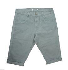 Women's New VERDE SOFT TOUCH Pantaloncini di lunghezza al ginocchio tg 10 a 20 Ex Store