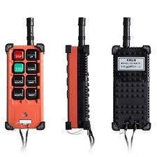 Transmitter&Receiver Hoist Crane Radio Industrial Wireless Remote Control F21E1B
