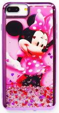 Mickey Mouse Dynamic Liquid Glitter Quicksand Case iphone 7 Plus / iphone 8 Plus