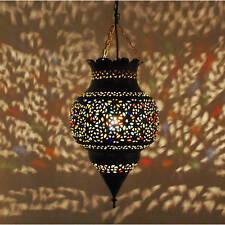 "lampe Orientale Marocaine lampe à SUSPENSION "" Kora "" laiton h55cm"