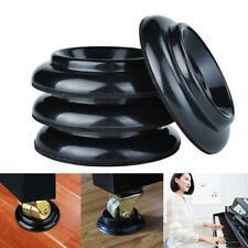 Piano Casters Upright Caster Cups Leg Pad For Piano Furniture Caster Non-Slip SG