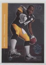 2008 SP Rookie Edition #245 Rashard Mendenhall Pittsburgh Steelers RC Card