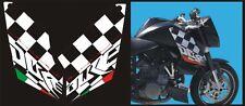 KTM 990 Super Duke - 2008 italia - adesivi/adhesives/stickers/decal