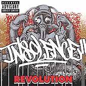 Insolence: Revolution Import, Explicit Lyrics Audio CD
