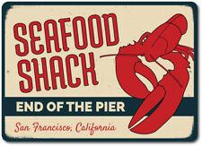 Lobster Seafood Shack Sign ENSA1002454