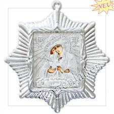 Ikone GM von Potschajiw icon Stern silber Icône икона Почаевская