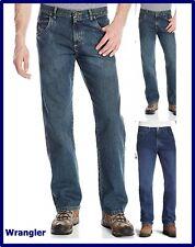 Jeans Wrangler da uomo pantaloni larghi ventura lose fit regular dritti 42 44 46