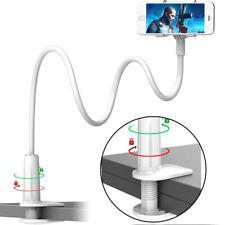 360° Flexibel Halterung Halter Tisch Bett Ständer für iPad 4 3 Samsung Tablet DE