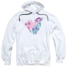 Powerpuff Girls Powerpuff Heart Pullover Hoodie