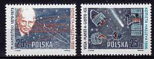POLAND 1986 **MNH SC#2714/15 HALLEY`S COMET