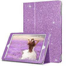 Apple Ipad Book Glitter  Smart Case Folio Stand Cover For Ipad 2/3/4 Mini 1/2/3