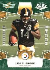 2008 Score Super Bowl XLIII Green Football #373 - #440 Choose Your Cards