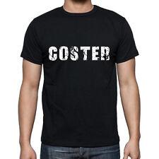 coster Tshirt, Homme Tshirt Noir, Mens Tshirt black, Cadeau, Gift