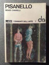 ANTONIO PISANO DETTO PISANELLO I DIAMANTI DELL'ARTE SANSONI  V 7  1966