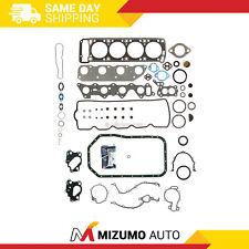 Full Gasket Set Fit Mazda B2600 AM 2.6L G54B SOHC 8V