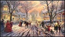 Christmas Carol - Chart Counted Cross Stitch Patterns Needlework DMC Color