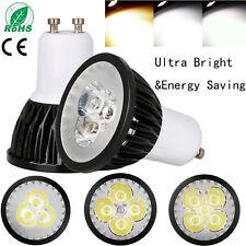Dimmable GU10 MR16 GU5.3 LED Spotlight Bulb Epistar Lamp 6W 9W 10W 12W 15W GL071