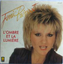 Janic PREVOST (45 tours)  L'OMBRE ET LA LUMIERE